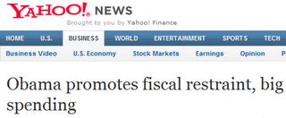 Fiscalrestraintbigspending